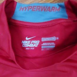 Mens Nike pro hyperwarm thermal 3XL
